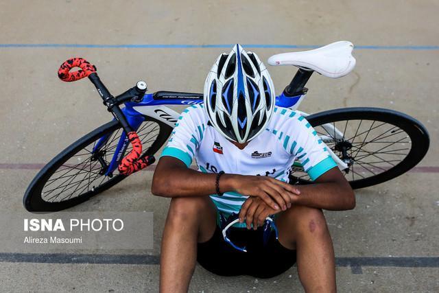 رکابزنان ایران در تایم تریل المپیک نظامیان مدال نگرفتند