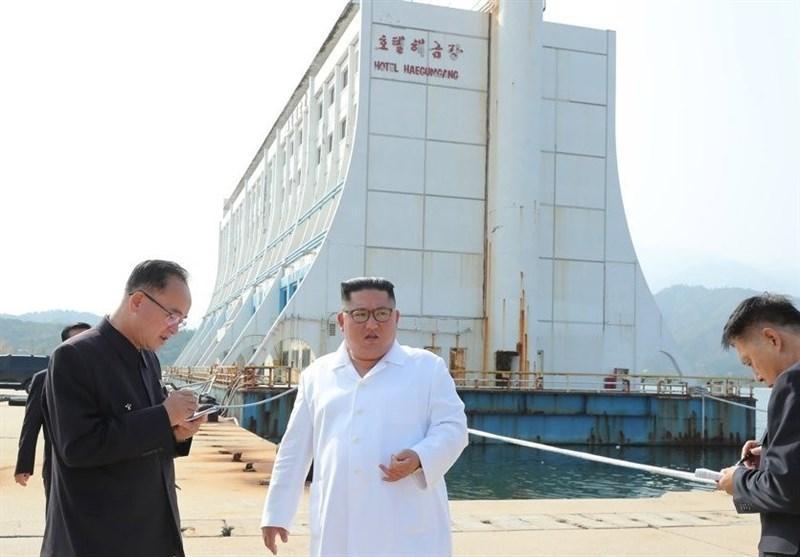 رهبر کره شمالی از پدرش هم انتقاد کرد