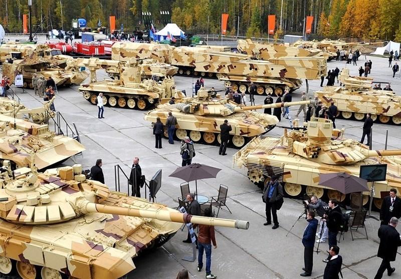 قصد روسیه برای ادامه فروش 13 میلیارد دلاری سلاح در سال